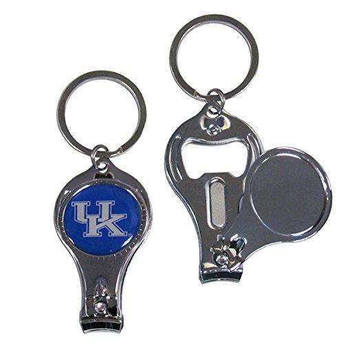 (Siskiyou NCAA Kentucky Wildcats Nail Care/Bottle Opener Key Chain)