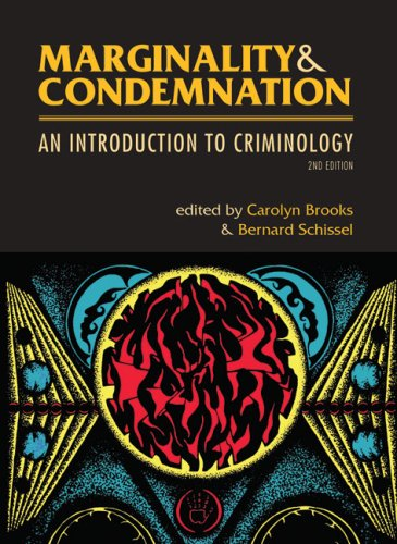 Marginality and Condemnation: An Introduction to Criminology