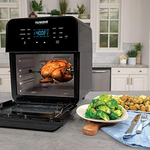 Cook for entire family with family size air fryer