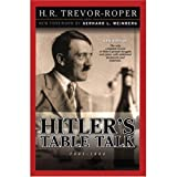 img - for Hitler's Table Talk 1941-1944 book / textbook / text book