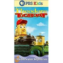 Theodore Tugboat - Underwater Mysteries