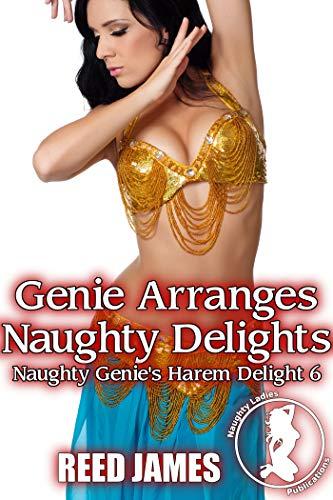 Genie Arranges Naughty Delights (Naughty Genie's Harem Delight 6)
