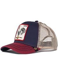 Men's Animal Farm Snap Back Trucker Hat,