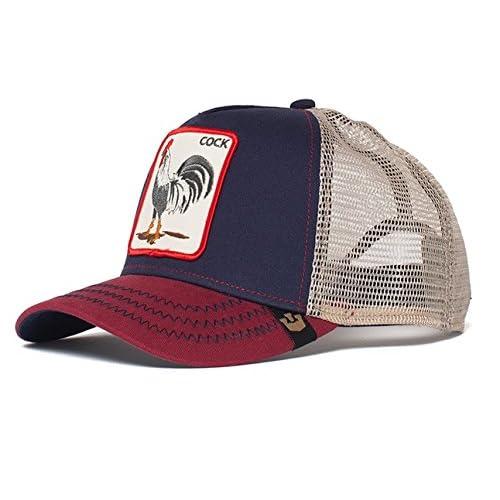 Goorin Bros. Men's Animal Farm Snap Back Trucker Hat,