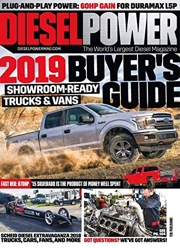 Magazines : Diesel Power