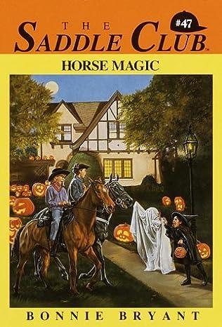 book cover of Horse Magic