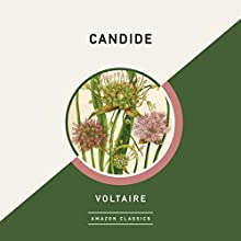 Candide (AmazonClassics Edition) Audiobook by  Voltaire Narrated by James Langton