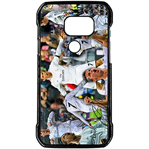 Galaxy S7 Active Case,Ukiyya Soccer Player Cristiano Ronaldo 09 Premium Design Heavy Duty Defender Dual Layer Sales