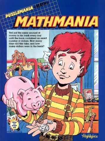 Mathmania (Book 16) pdf epub