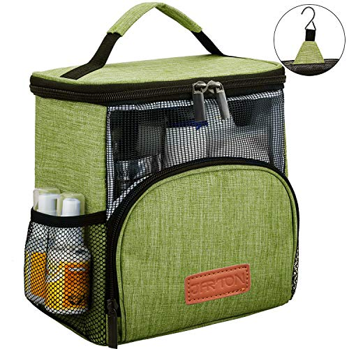 REGER Hanging Shower Caddy Tote Bags, Water