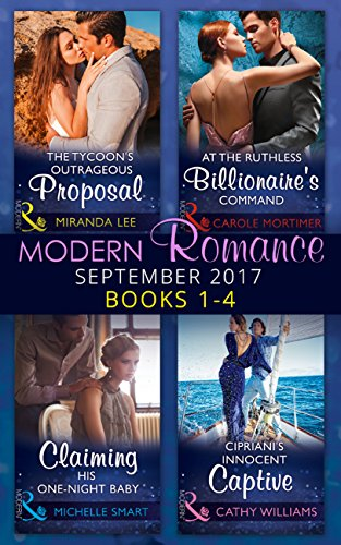Amazon com: Modern Romance September 2017 Books 1 - 4 (Mills