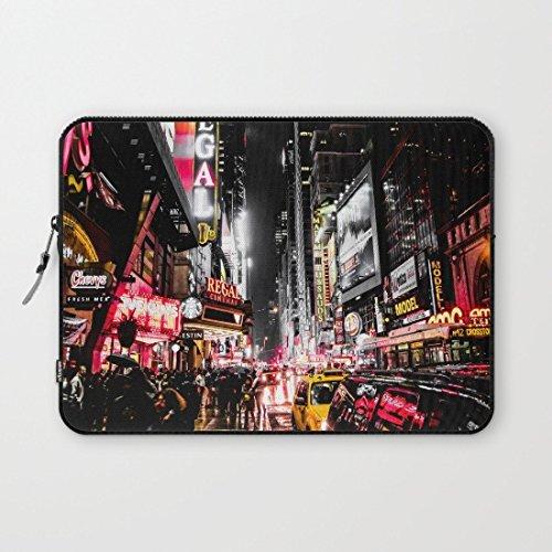 b25f755394d0 Eratio New York City Night Neoprene Protective Laptop Sleeve 13 Inch ...