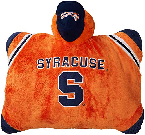 Fabrique Innovations NCAA Pillow Pet, Syracuse Orange (Mascot University Syracuse)