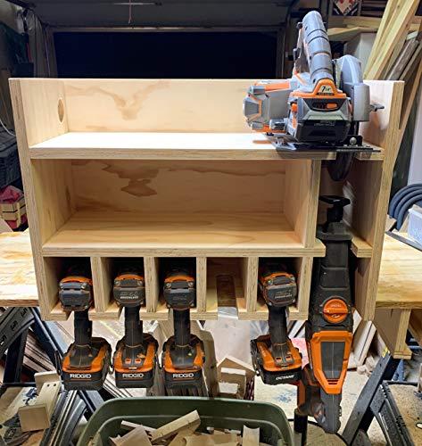 [해외]Cordless Drill Shelf (Combo) / Cordless Drill Shelf (Combo)