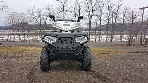 Polaris Sportsman 570 (2015-2017) & 450 2016-2017 ATV Front Bumper Brushguard   Hunter Series