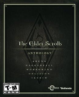 The Elder Scrolls Anthology by Pc Games (B00E9I1FPI)   Amazon price tracker / tracking, Amazon price history charts, Amazon price watches, Amazon price drop alerts