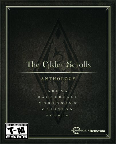 Elder Scrolls Anthology product image