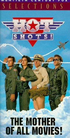 Hot Shots [VHS] (Charlie Sheen-stil)