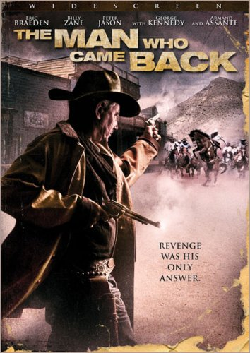 Man Who Came Back Came Back Dvd