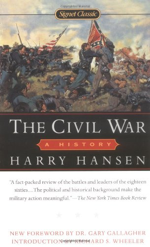 Read Online The Civil War: A History pdf