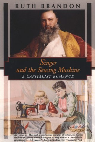 Price comparison product image Singer and the Sewing Machine: A Capitalist Romance
