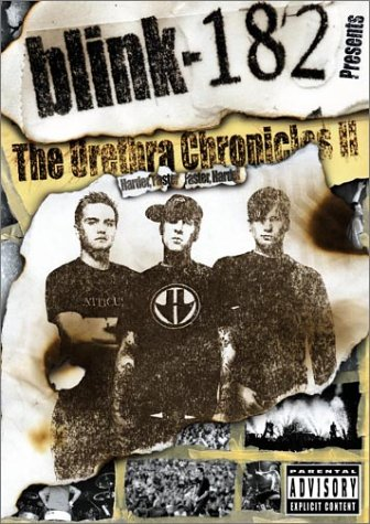 Blink 182 Greatest Hits Dvd (Blink 182 - The Urethra Chronicles, Vol. II: Harder Faster Faster Harder)