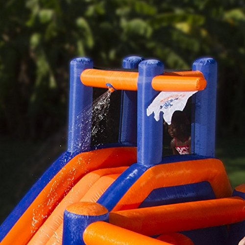 Blast Zone Pirate Bay Inflatable Combo Water Park and Bounce by Blast Zone by Blast Zone (Image #2)