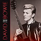 David Bowie 2019 12 x 12 Inch Monthly Square Wall Calendar by Live Nation with Foil Stamped Cover, Glam Rock Music Singer Songwriter Celebrity