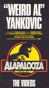 Alapalooza-the Videos [VHS]