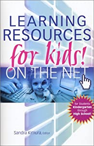 Paperback Learning Resources for Kids on the Net Book