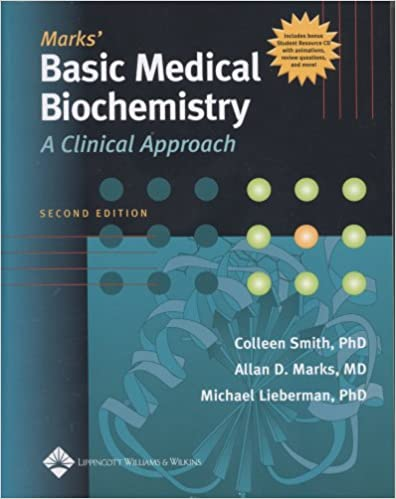 Medical Biochemistry Books Pdf