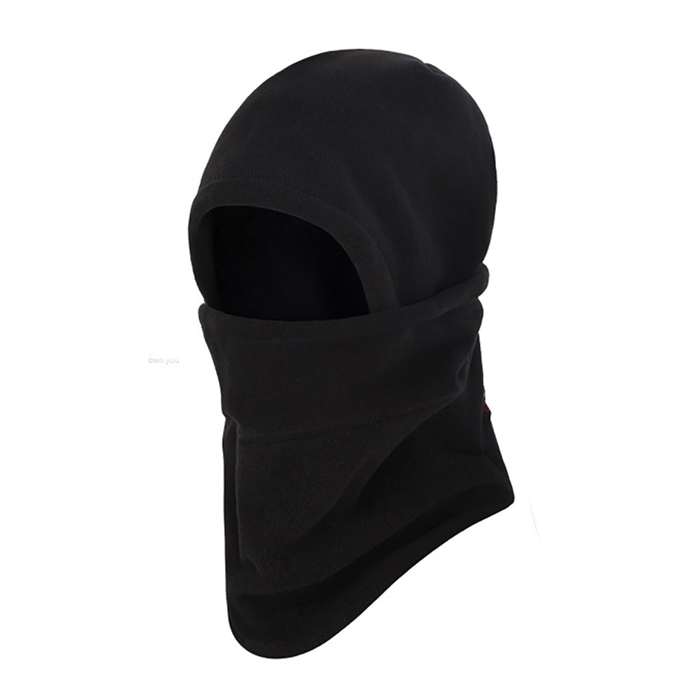 Balaclava Outdoor Sports Face Mask by Joyoldelf, Thermal Windproof Hood Breathable Bandana Snood Cover Cap ZBI-HW180