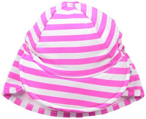 Stripe Flap Hat - 8