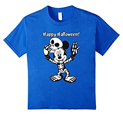 Mic-Key Funny Halloween T-Shirt- Dis-ney Halloween Shirt