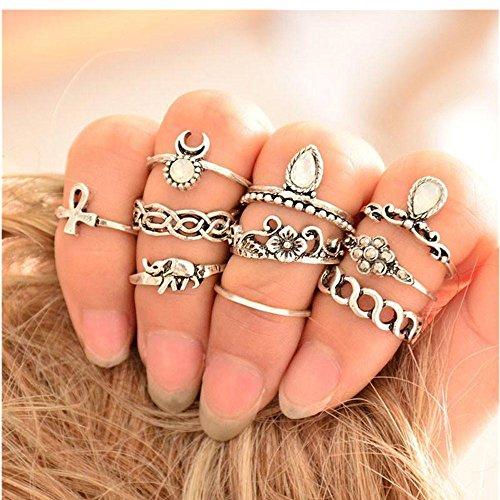 Rings Lisingtool Fashion Finger Knuckle product image