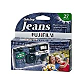 Fujifilm QuickSnap Single Use Camera with Flash 400/27 exp. - Jeans