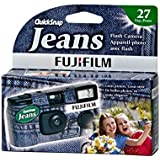 Fujifilm QuickSnap Single Use Camera with Flash 400 / 27 exp. - Jeans