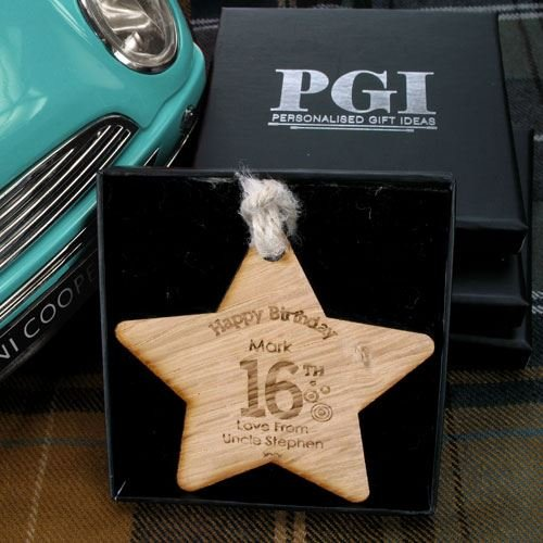 Personalised 16th Birthday Gifts Boys Gift Male For Him Decoration Amazoncouk