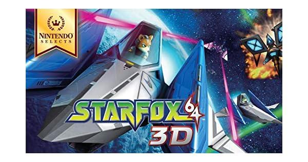 Amazon.com: Nintendo Selects: Star Fox 64 - 3DS [Digital ...