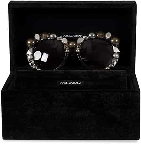 72e52ae441 Dolce   Gabbana METAL STUD DG 4266 Grey Translucent Limited Sunglasses