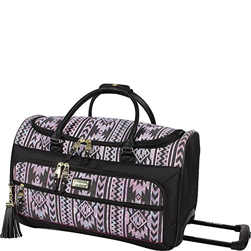 Steve Madden Luggage Wheeled Satchel product image