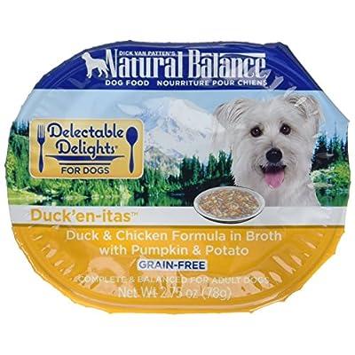 Natural Balance Delectable Delights Wet Dog Food