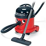 Numatic Edward EVR370 Cylinder Vacuum Cleaner RED (Henry's bigger brother) with accessory kit