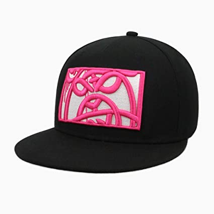 CQ Sombrero Creativo Hombres y Mujeres Gorra de béisbol Tendencia Sombrero  de Hip Hop Sombrero de 7b0a15c4853