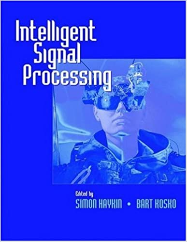 Intelligent Signal Processing (Electrical and Electronics Engr)