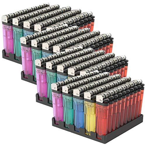Wholesale Lot Classic Disposable Lighter, 200 Lot