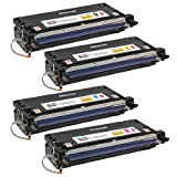 LD © 4 Xerox Compatible HY 6180 Toners 1(Bk,C,M,Y), Office Central