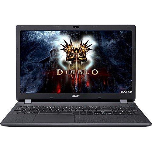 Acer Aspire 15.6-inch High Performance Laptop, Intel i5-6200u Dual-Core Processor up to 2.8GHz, 6GB Memory, 1TB HDD, HDMI ,DVD, 802.11AC Wifi, Windows 10,Black