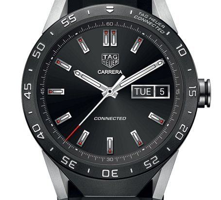 Tag Heuer Connected Reloj Inteligente Negro, Acero ...