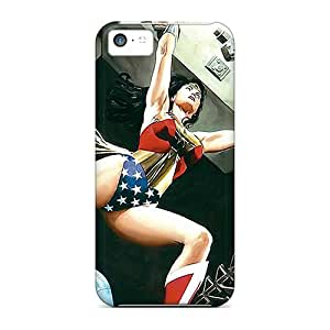 Iphone 5c GyC18693bleT Unique Design Attractive Wonder Woman I4 Image Perfect Hard Cell-phone Cases -JasonPelletier hjbrhga1544